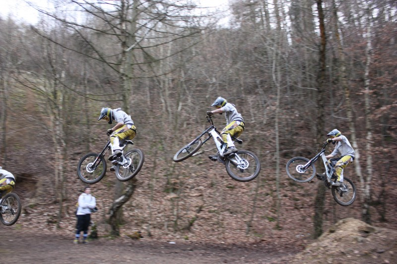 sequence at 3 jumps, lecky