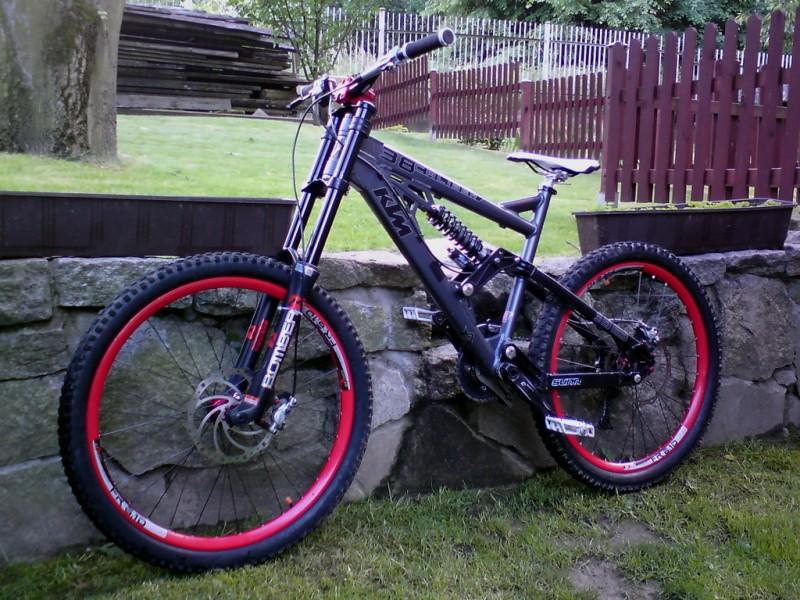 My KTM Caliber 38