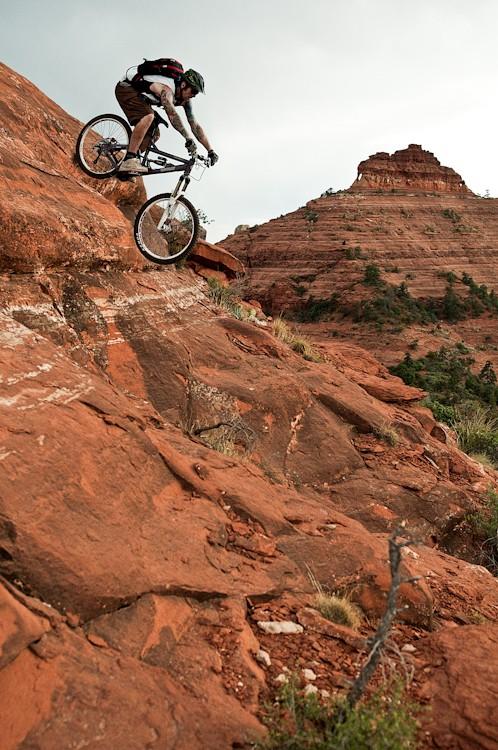 shortcut!  photo by Eric McKeegan