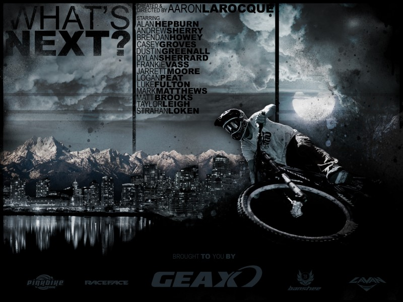 Movie Poster for my upcoming film What's Next? coming summer 2009