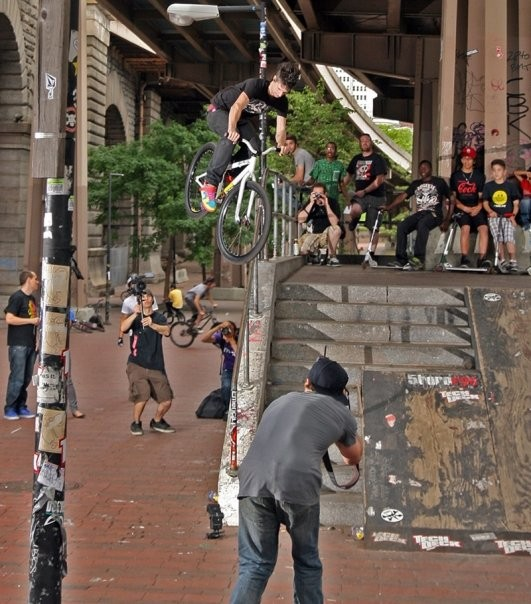 hardway 180 over the brooklyn rail