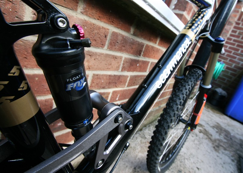 Fox Float R rear shock
