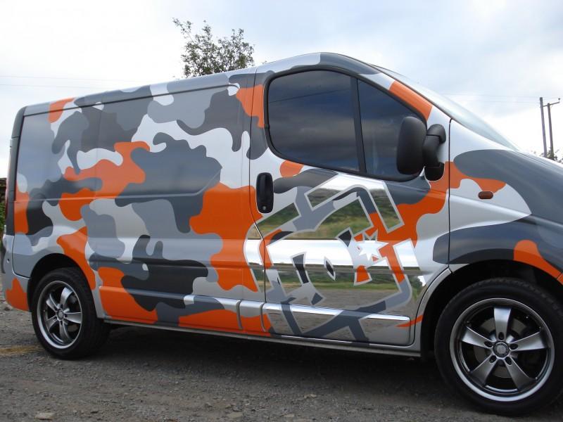My Camo van