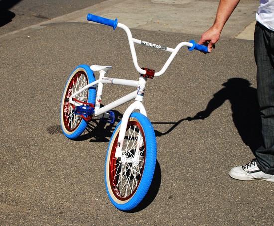 strictly bmx custom bike
