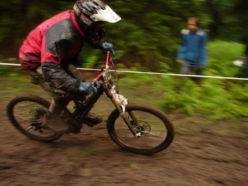 eliminacje. Bike Sunn Radical 09
