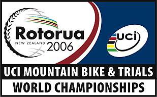 2006 UCI MTB And Trials World Champs Rotorua New Zealand