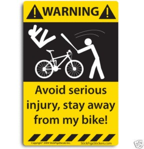 Go on ebay and in search bar type:  Bike Stickers