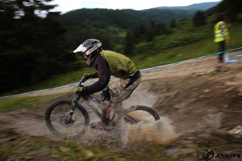 lans bike Sunn ForestJump