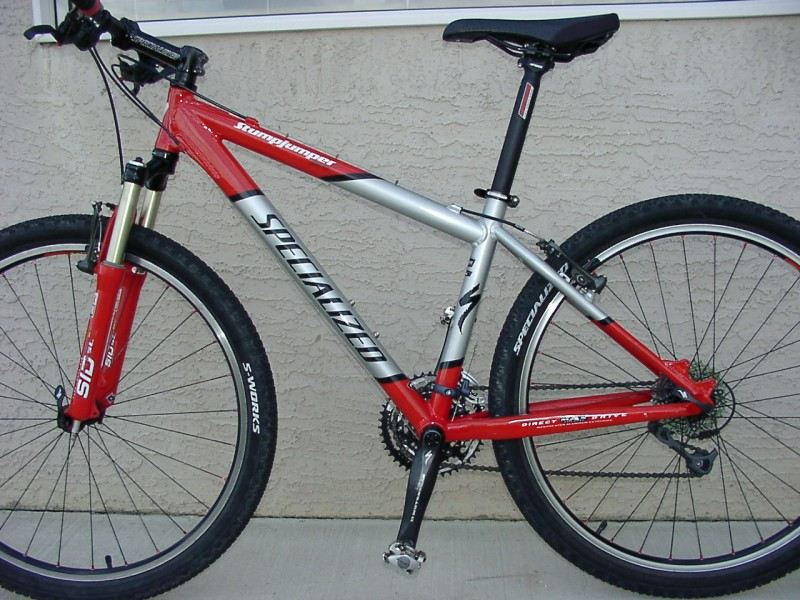 Specialized Stumpjumper M4 Pro 15 5 Quot For Sale