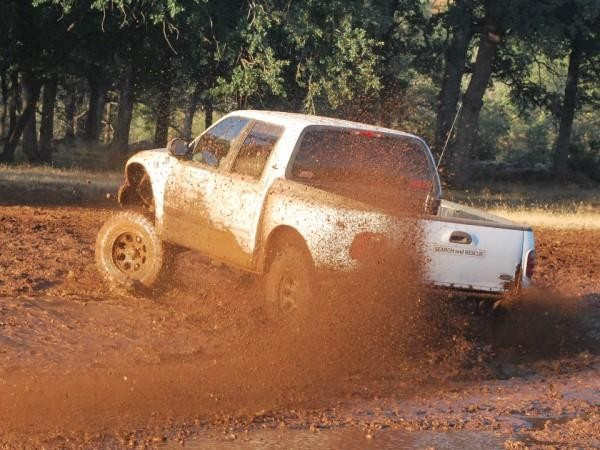 mud mashin