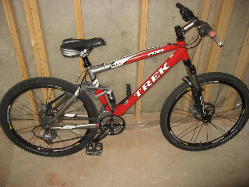 2005 Trek Fuel 90 For Sale