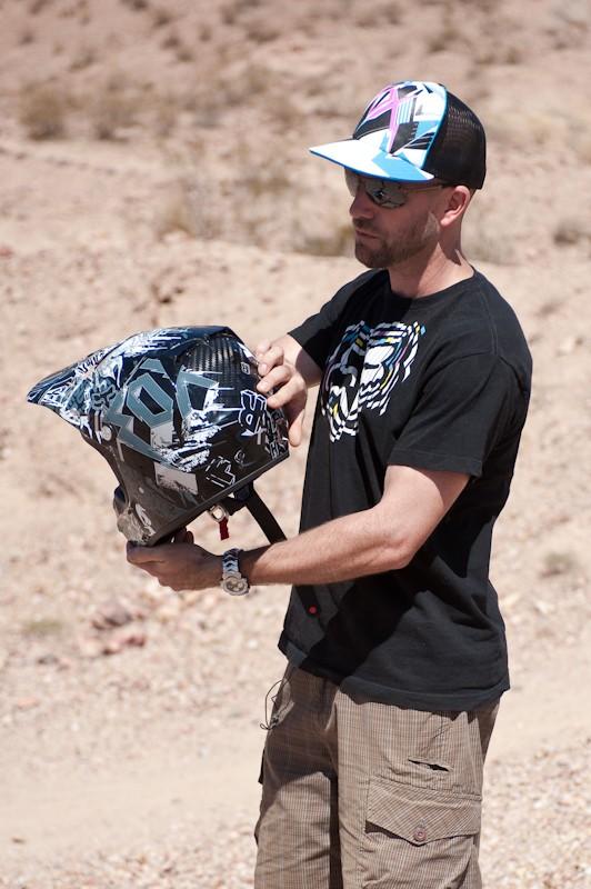 V3R Carbon Helmet