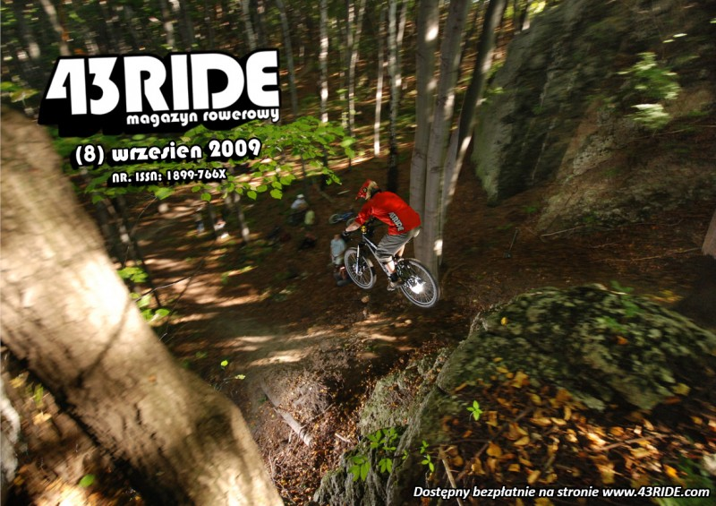 43RIDE bike mag issue #8