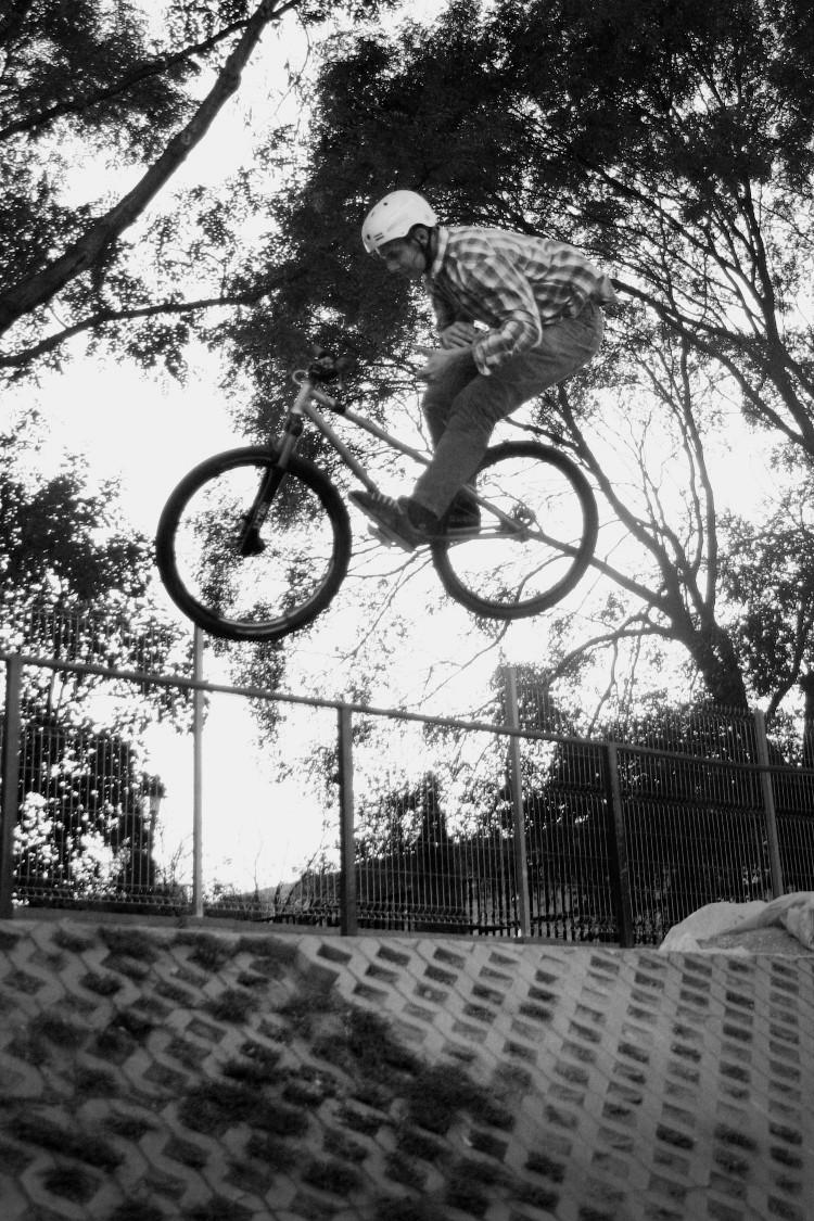 180-bar over the rail