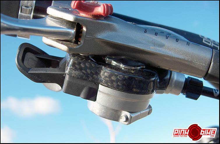 2006 SRAM X.0 Components: X.0 Trigger Shifter