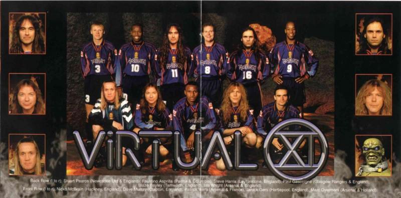 iron maiden football team