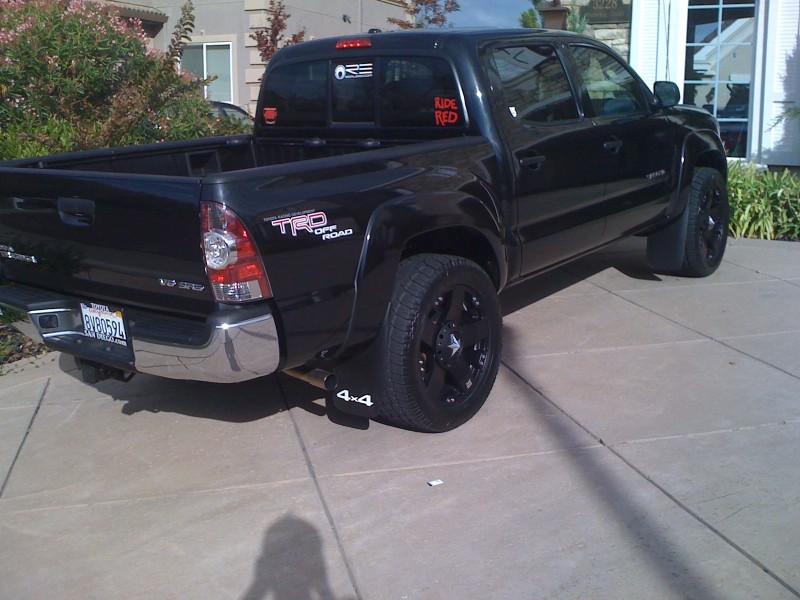 my 2010 tacoma. brand new.