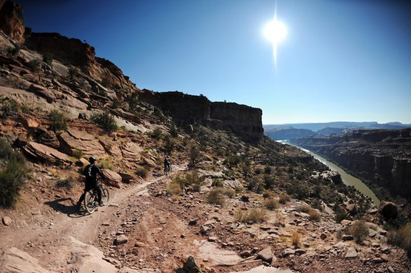 Pics by Lily from the Day 3 ride - The Whole Enchilada.