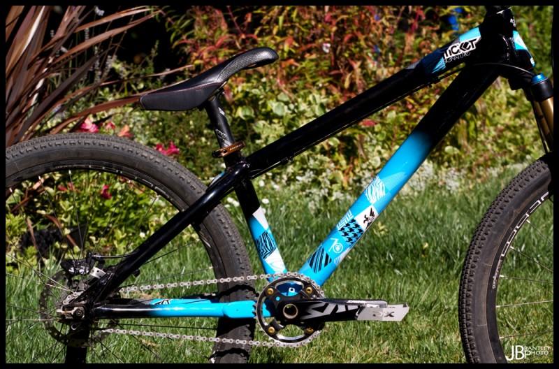 Cam Mccaul Bike Check Trek Ticket Pinkbike