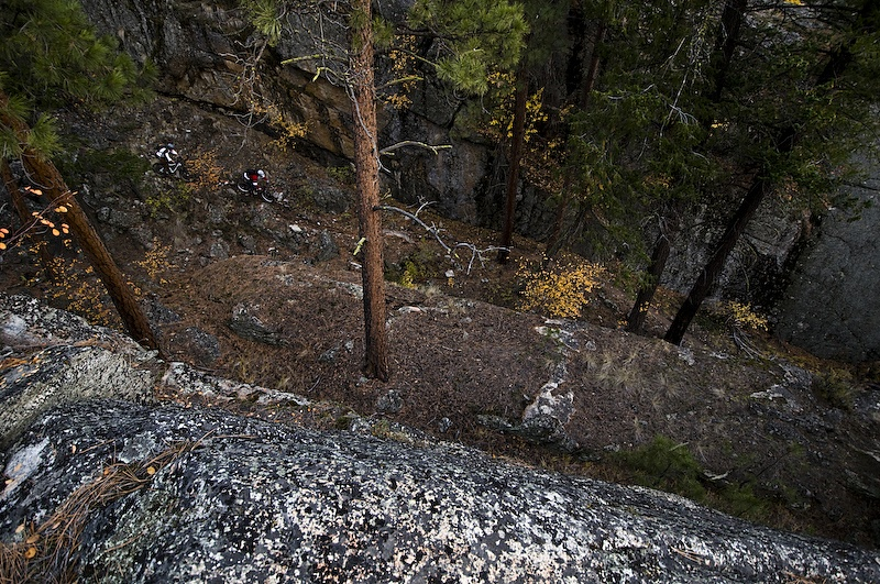 This is the light not hitting the sweet spot in the canyon. Killer section though.