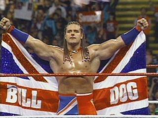 British Bull Dog: One, Two, Three..