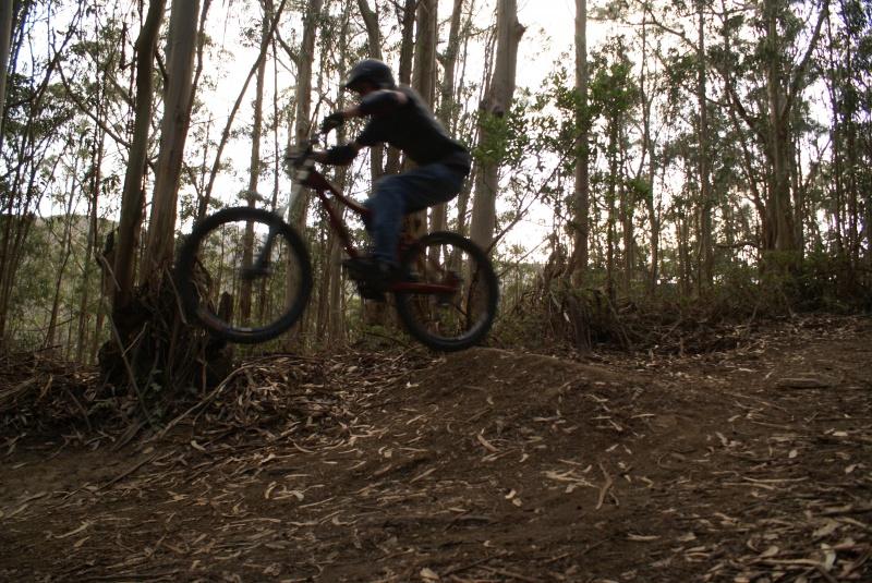 small jump