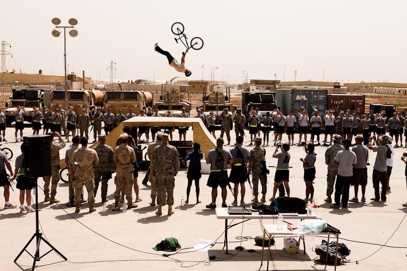 bmx in iraq