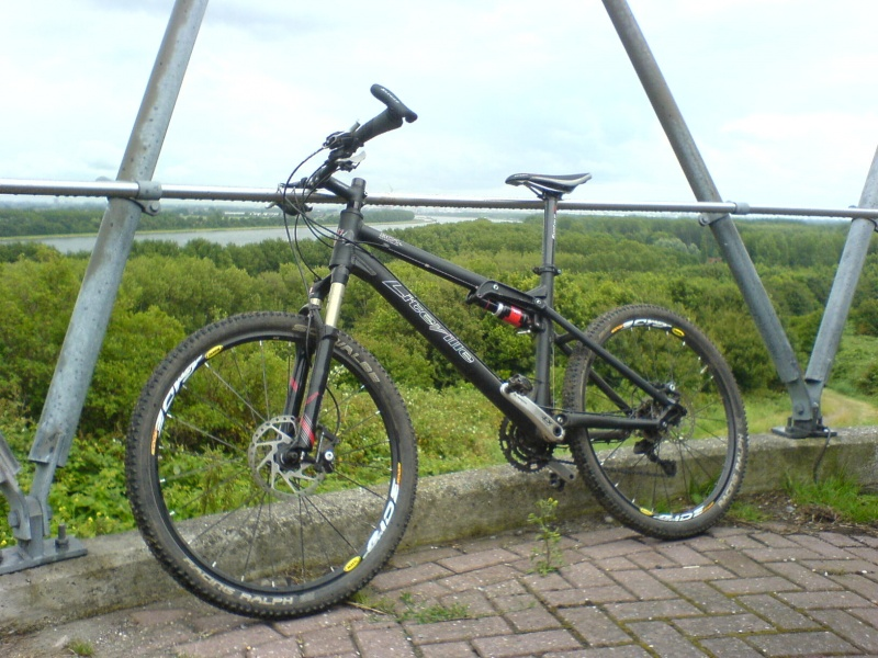 Liteville 301 based bike