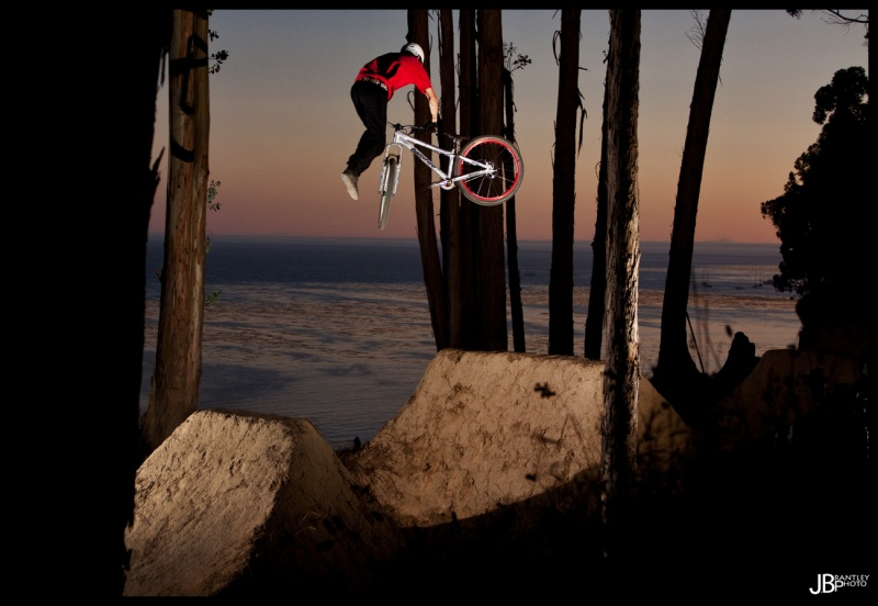 I love this shot! Jack doing a t-whip at sunset by the ocean! Older photo i am just releasing!