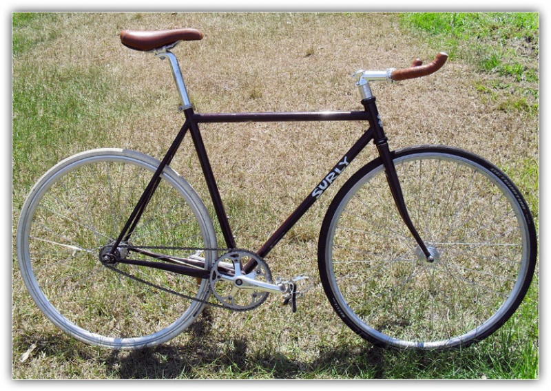 Surly Steamroller fixie