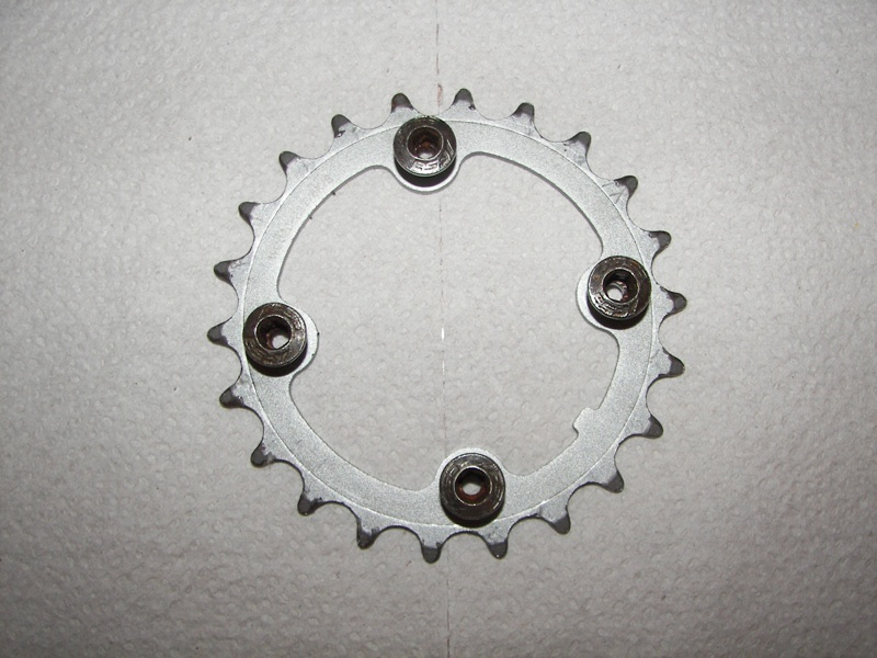 22t chainring