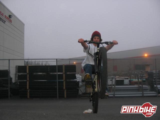 eddy's parking lot