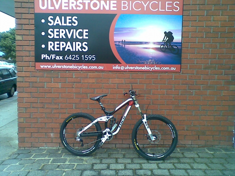 thanks ulverstone bikes/work for helping me out