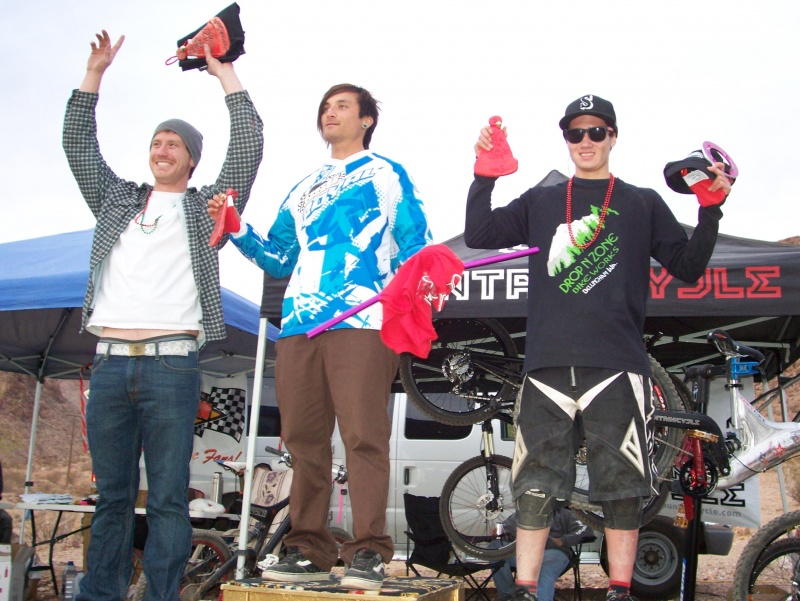 2nd Junior Elite/ Semi Pro