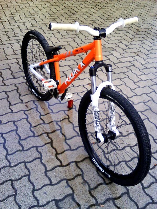 Orange €vil PolarX (12.2kg)