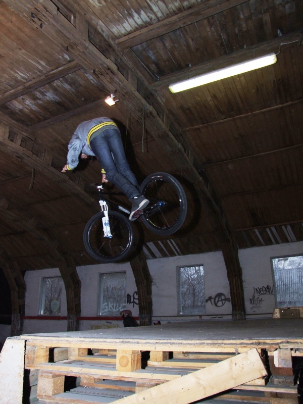 Nose 360 Barspin