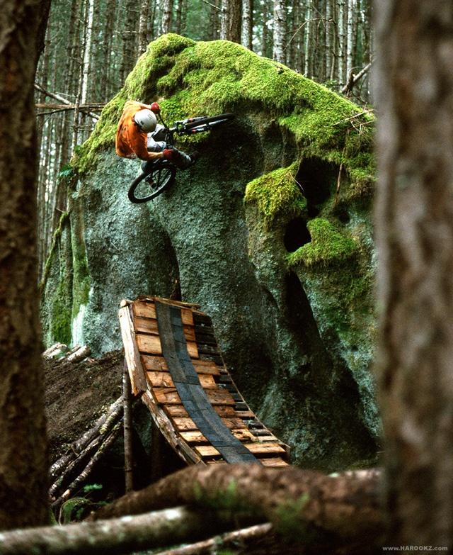 Sweet wall ride
