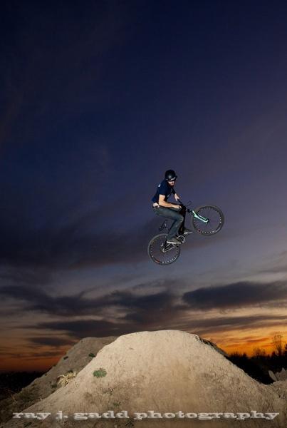 Art Widmar on the new expert dirt jumps
