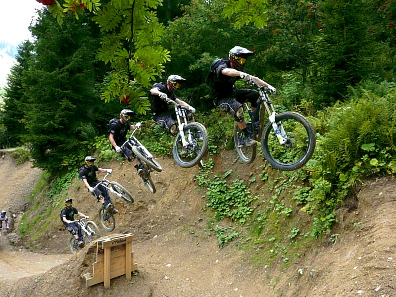 Step up in Chatel