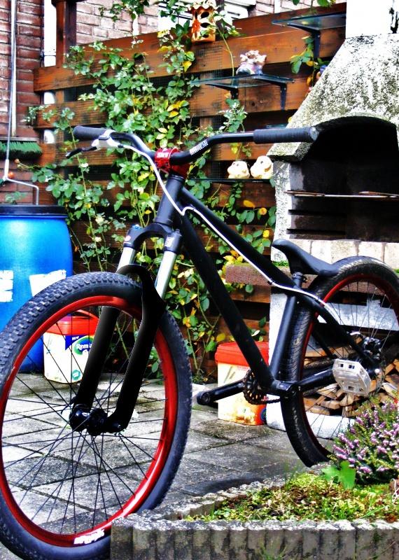Here's ya bike rui