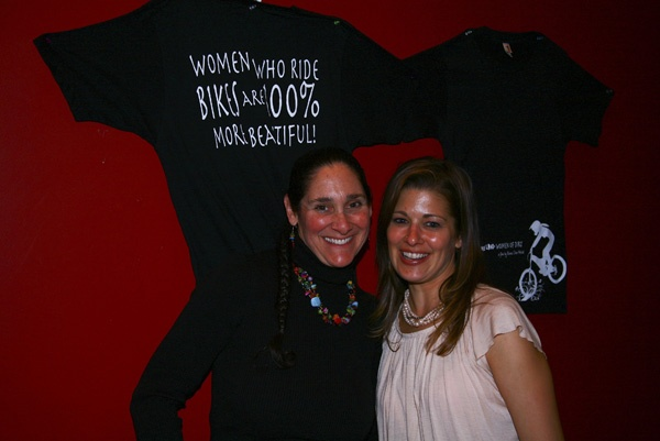 Associate Producers Beth Alcouloumre and Dawn Brent