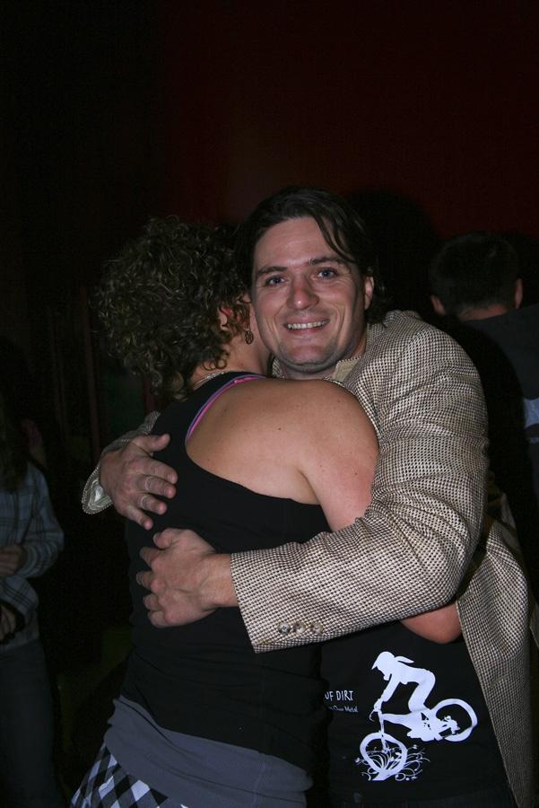 Brent Bear Hugs
