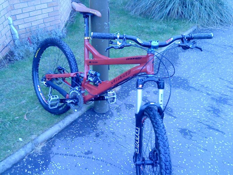 my mountaincyclebike