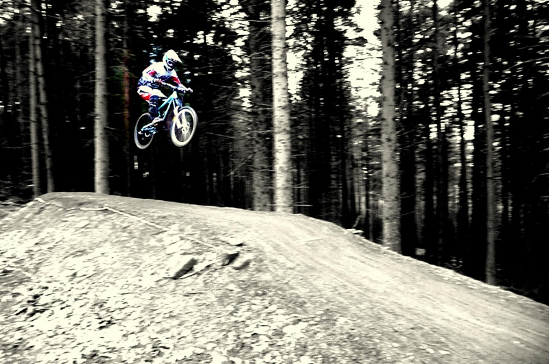 getting some air on the table top