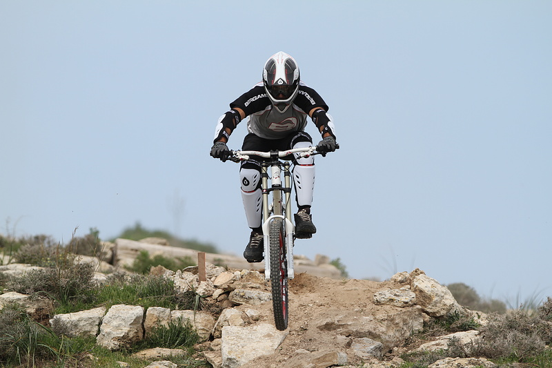 The distributor of Bergamont bicycles in Cyprus is supporting our effort constantly
