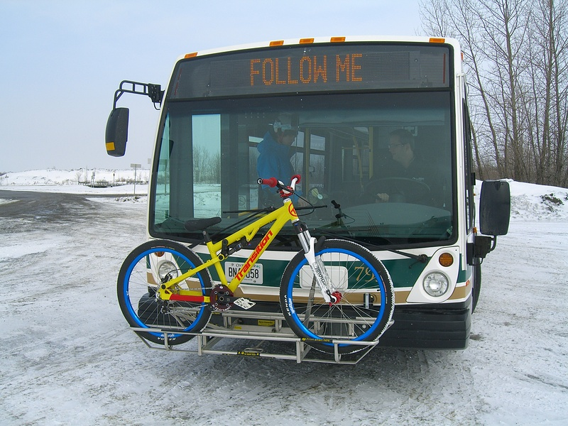 The Follow Me bus!  Please add to your favourites for the Follow Me contest!