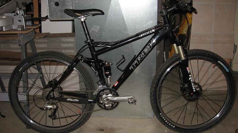 7bed7c8735e 2005 Trek Fuel EX7 17.5 inch frame For Sale