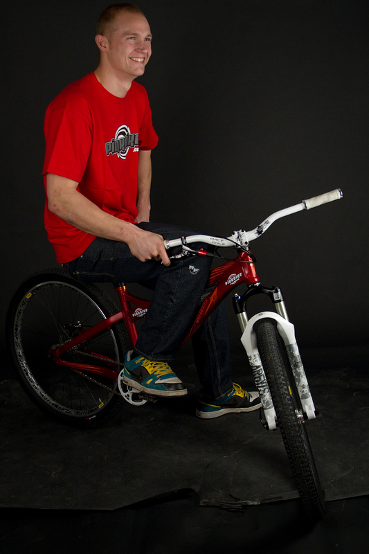 Wayne Goss Joins Pinkbike.com For 2010