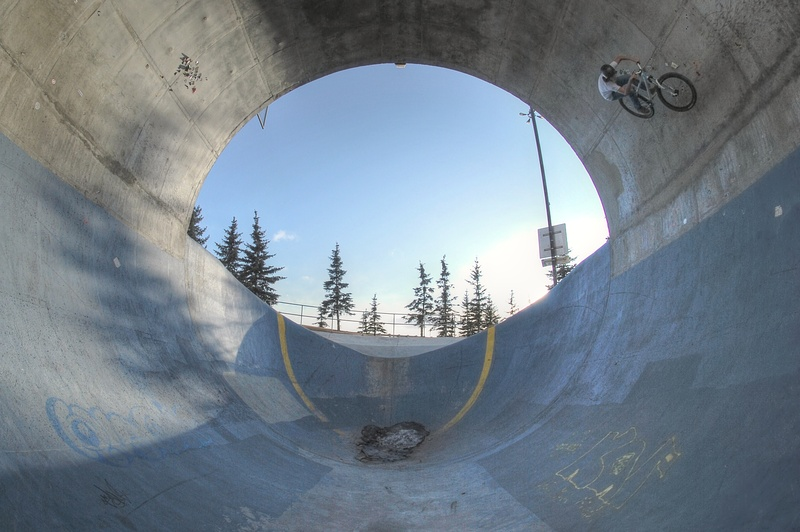First Full-Pipe Session Of The Season