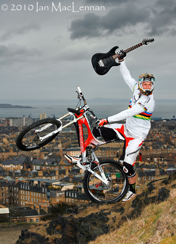 2010 Fort William World Cup press launch in Edinburgh - Monday 22nd March.  Pics by Ian MacLennan.